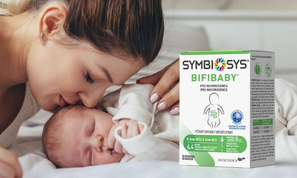 testování rezence zkušenosti Symbiosys Bifibaby