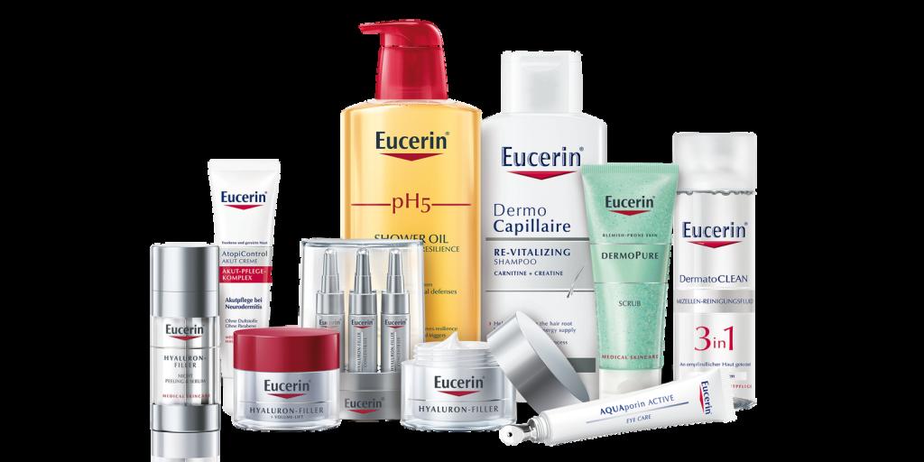 VÝHERCI - 5ti balíčků dermokosmetiky Eucerin 1