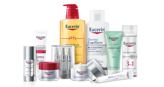 VÝHERCI - 5ti balíčků dermokosmetiky Eucerin 5