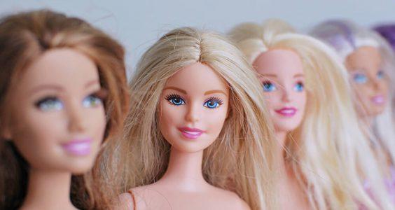 tipy pro barbie