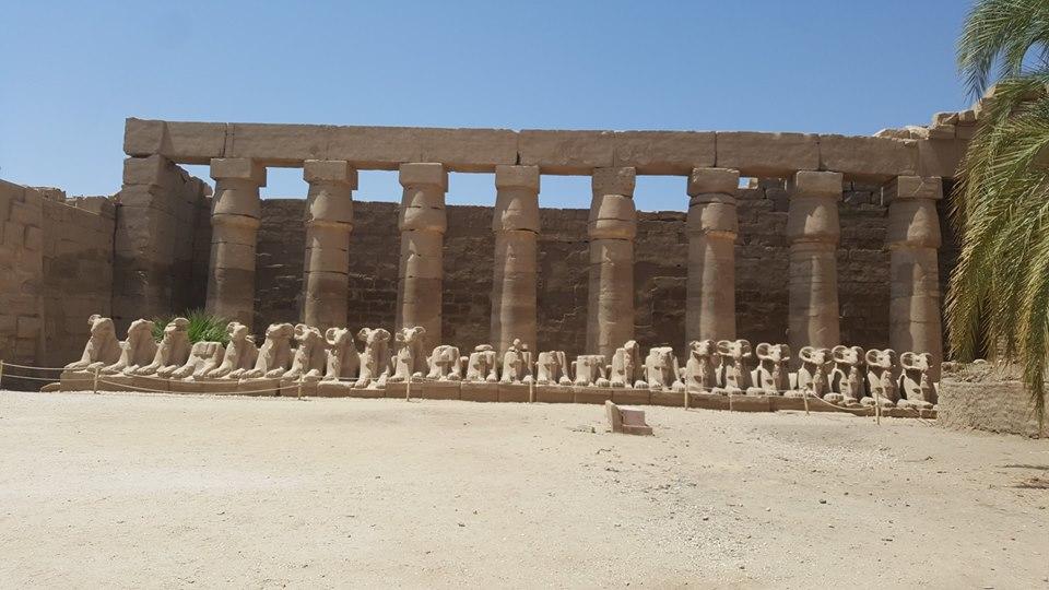 Příběh pěstounky Martiny - 60. díl - Borisek v Luxoru 6