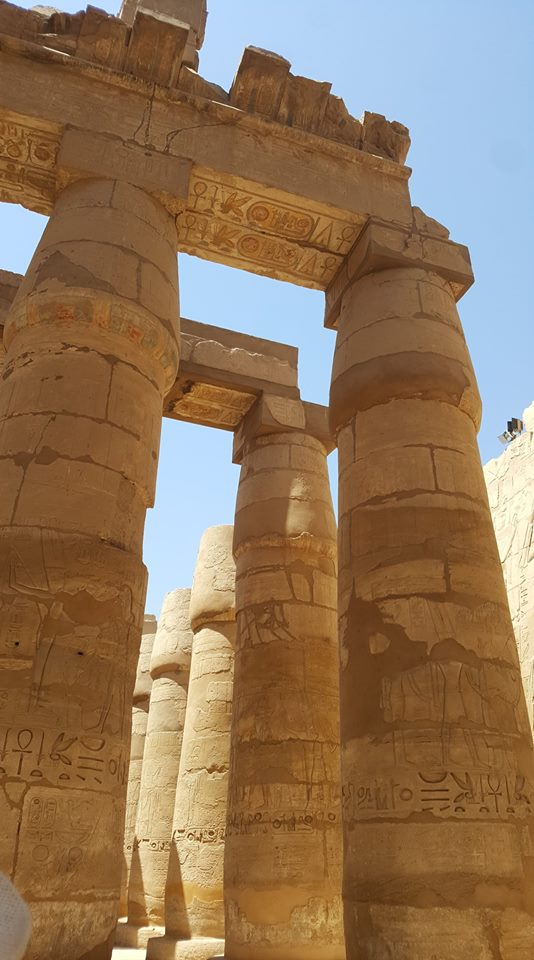 Příběh pěstounky Martiny - 60. díl - Borisek v Luxoru 1
