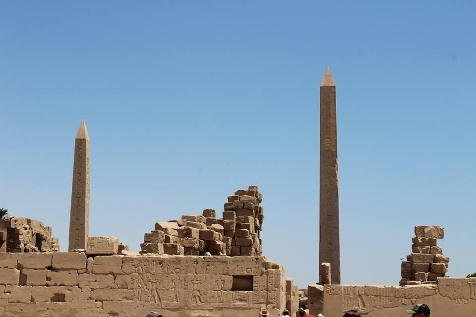 Příběh pěstounky Martiny - 60. díl - Borisek v Luxoru 2