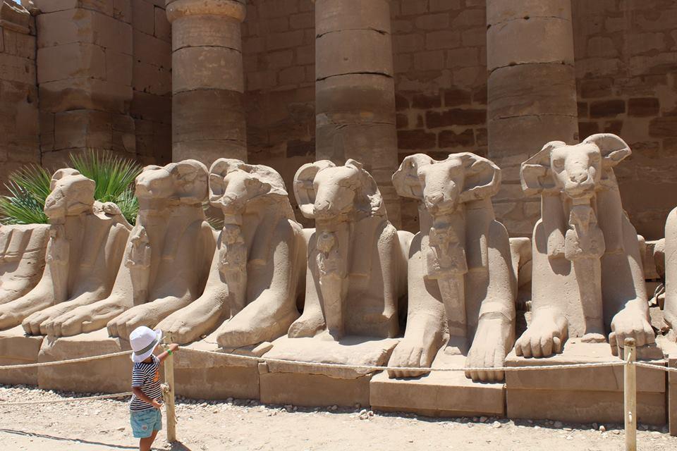 Příběh pěstounky Martiny - 60. díl - Borisek v Luxoru 3