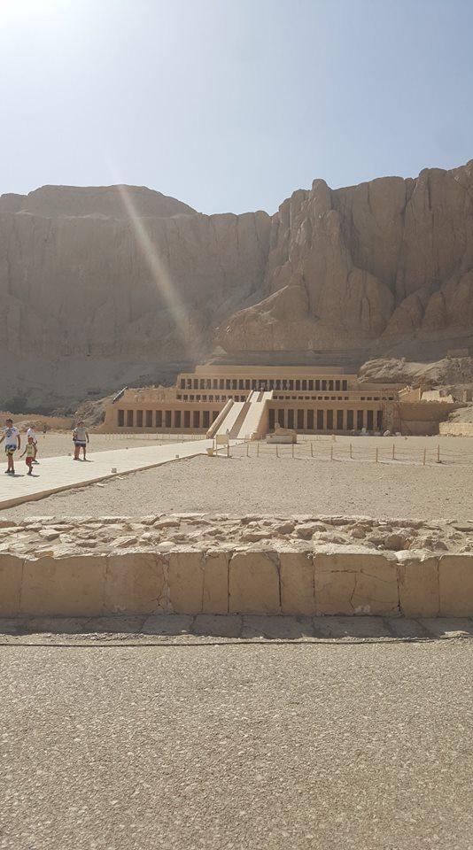 Příběh pěstounky Martiny - 60. díl - Borisek v Luxoru 10
