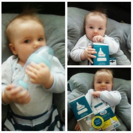 Důkladné testování kojenecké láhve Haberman