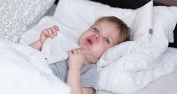 Dětský kašel 10