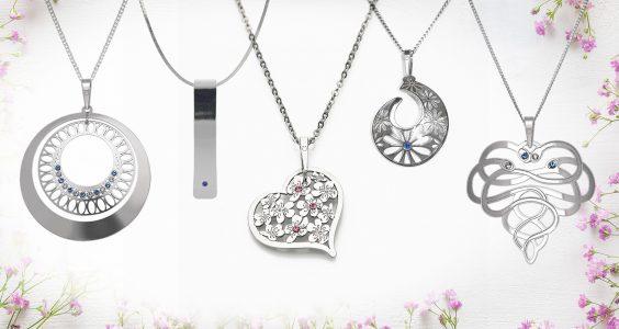 VÝHERCI – stříbrných šperků Otiskáček a MOSHNA 11