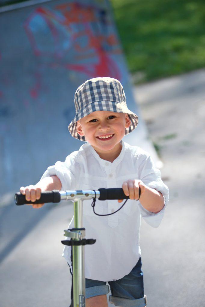 Miminka a děti na slunci, jak je ochránit? 6