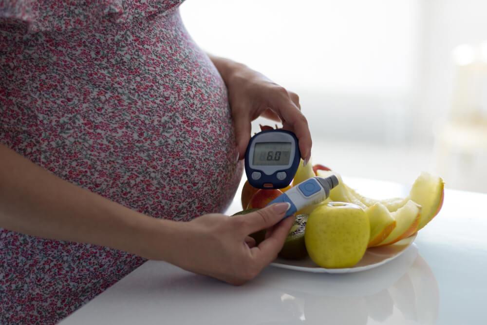 Vzorový jídelníček – těhotenská cukrovka 1