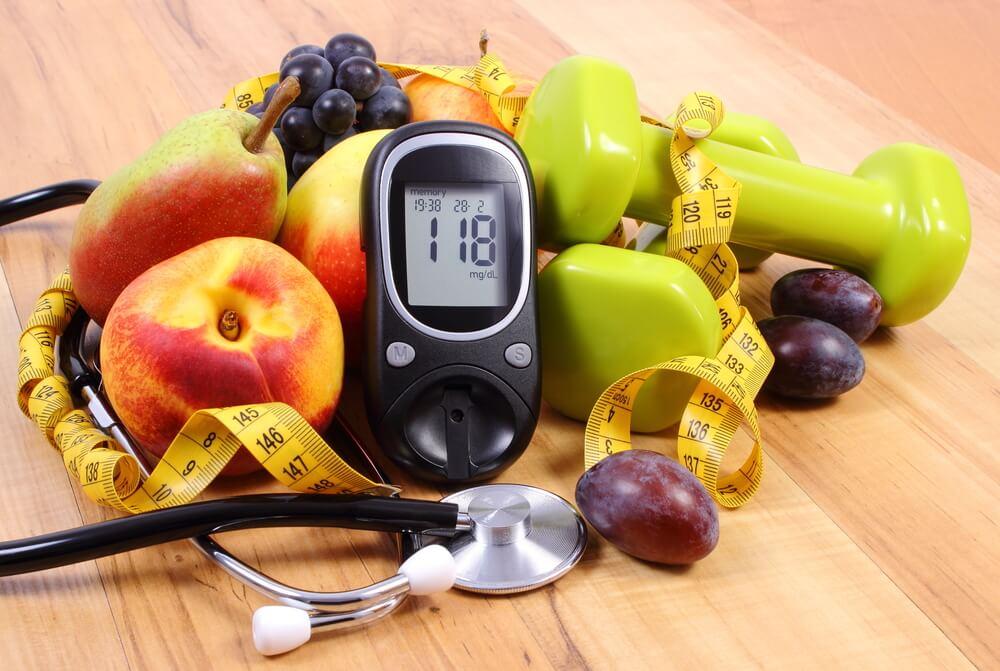 Léčba těhotenské cukrovky 1