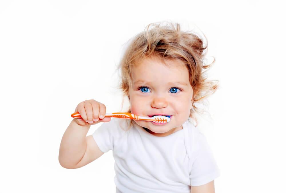 Mléčné zuby 1