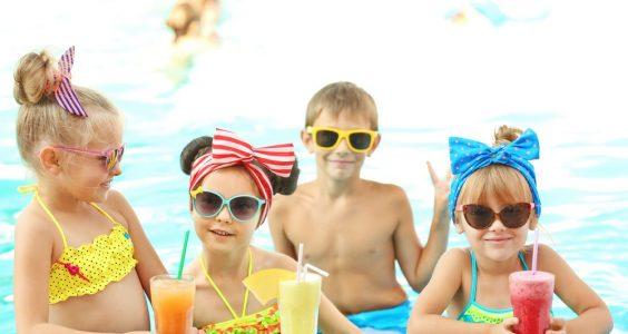 Letní dětská móda 14