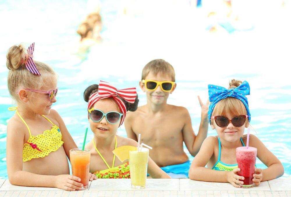 Letní dětská móda 1