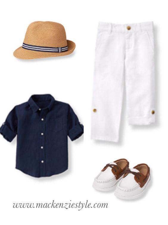 Letní dětská móda 4