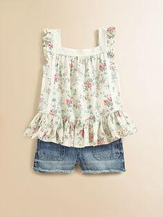 Letní dětská móda 3