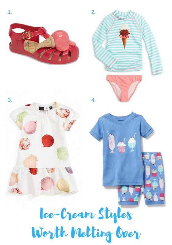 Letní dětská móda 5