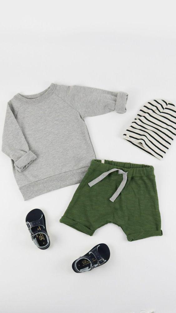 Letní dětská móda 11