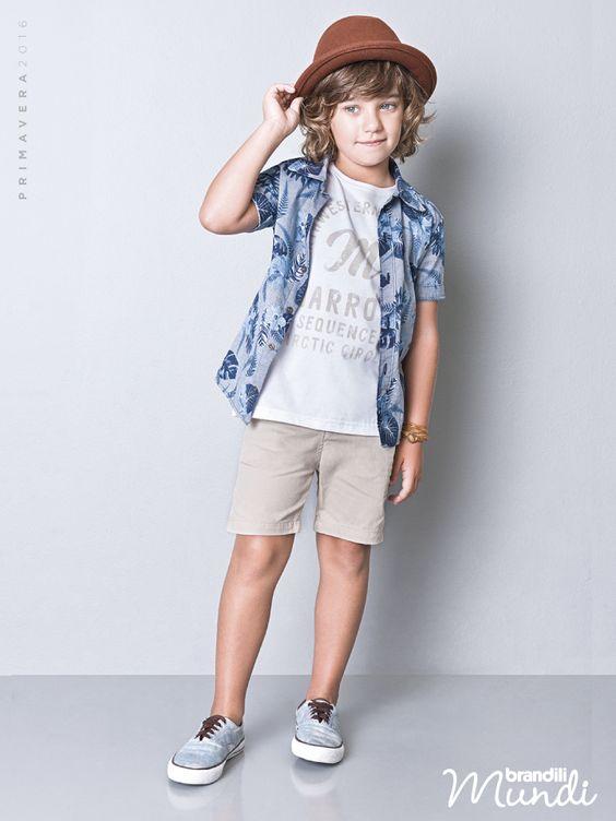 Letní dětská móda 12