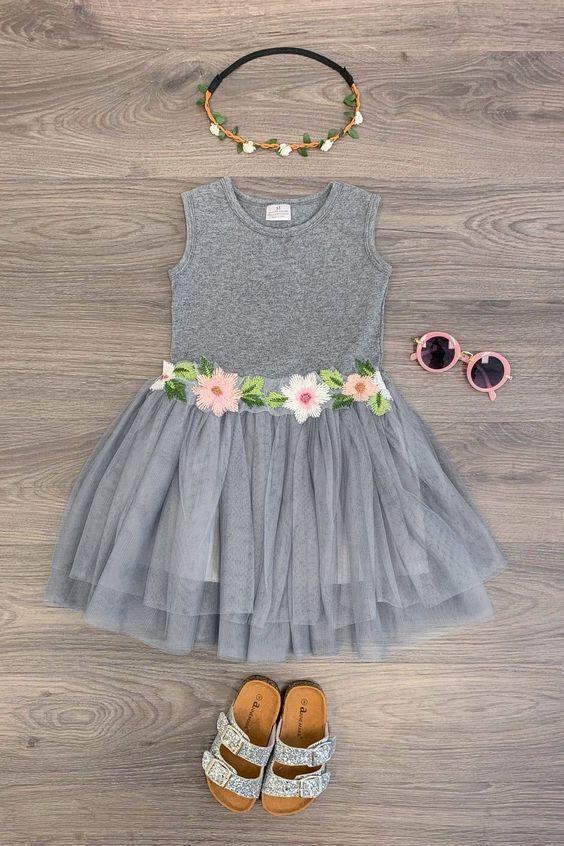 Letní dětská móda 16