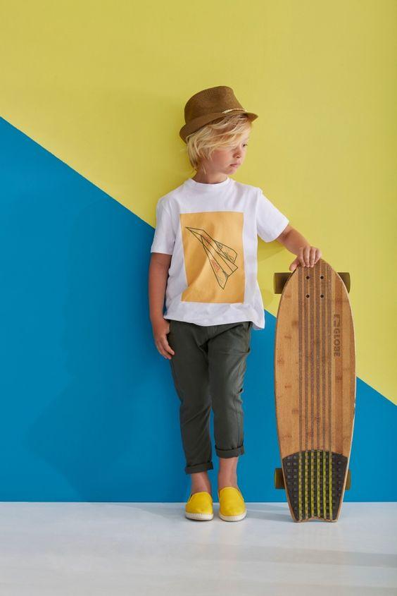 Letní dětská móda 6