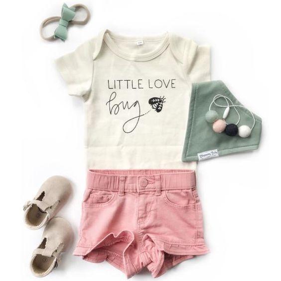 Letní dětská móda 9