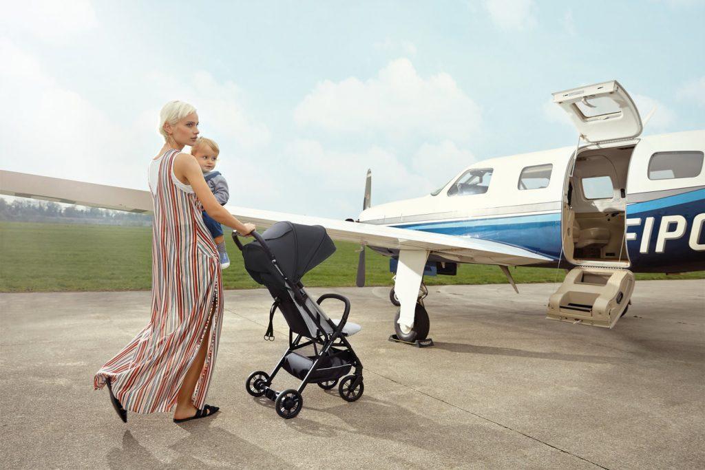 Cestování letadlem s golfkami 1