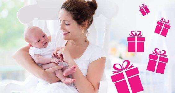 Speciální balíček pro maminky po porodu ZDARMA 2
