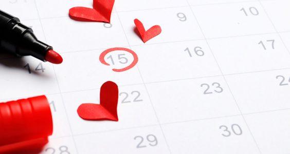 Výpočet plodných dní 10