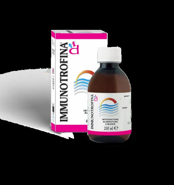 Testujte s námi přípravek Immunotrofina d