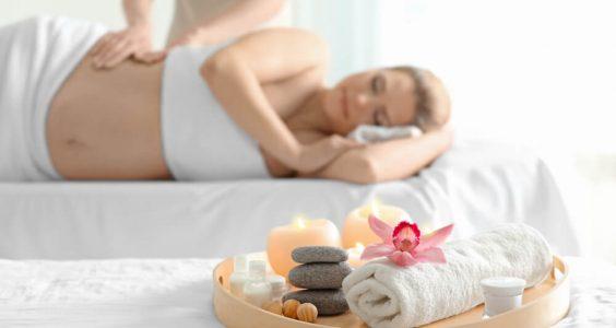Masáž během těhotenství 9