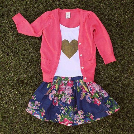 Outfit pro první den ve škole 2