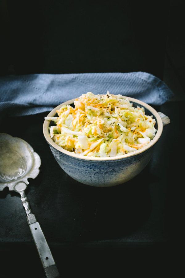 Salát Coleslaw 1