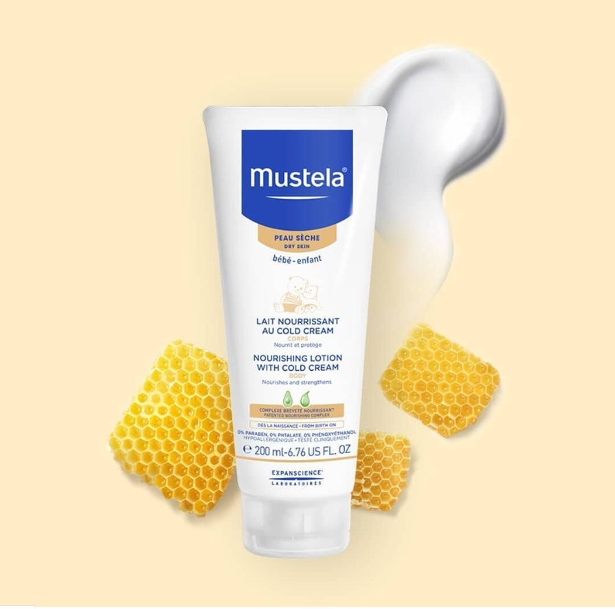 Testujte s námi kosmetiku značky Mustela 4