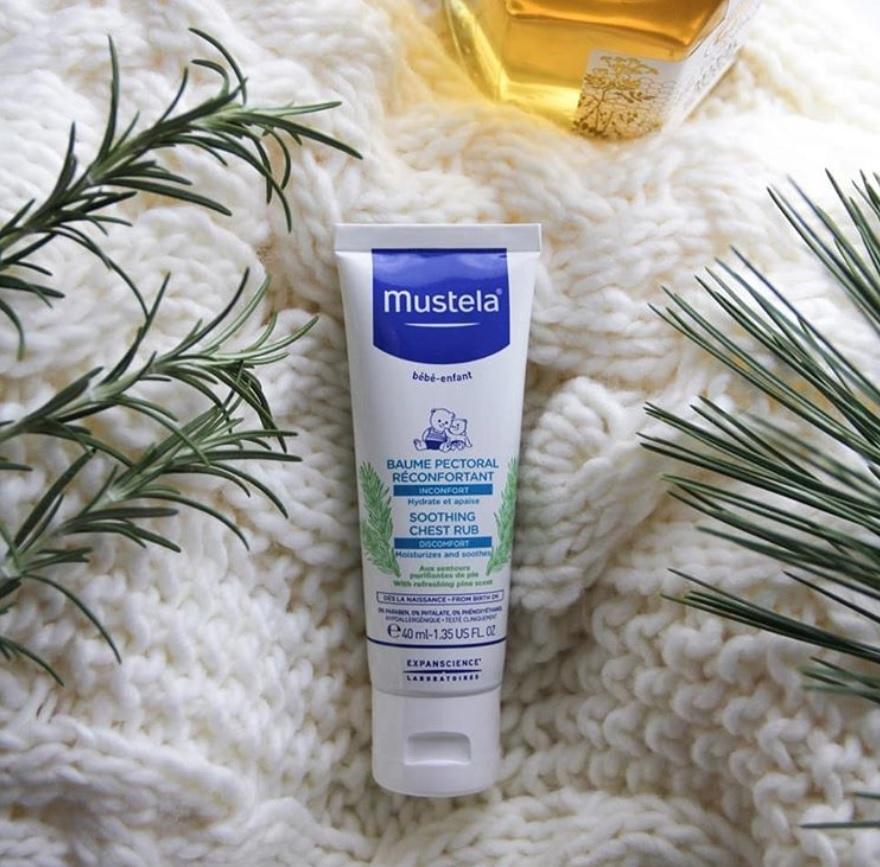 Testujte s námi kosmetiku značky Mustela 7