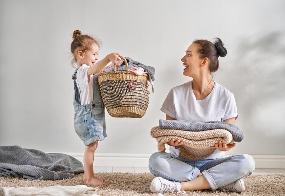 povinnosti u dětí