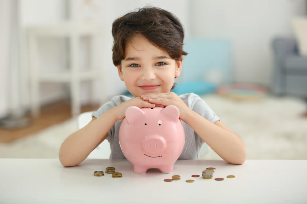 Finanční gramotnost u dětí