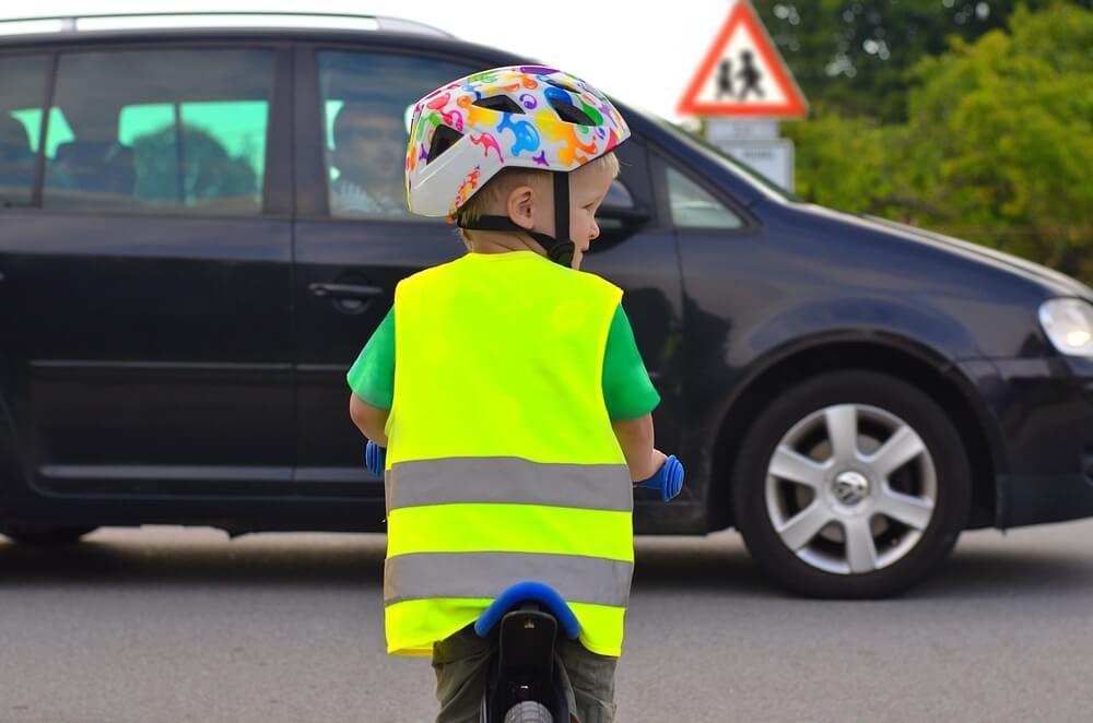 Bezpečnost na silnicích pro děti