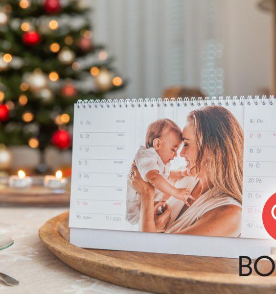 Fotokalendář stolní 14-denní