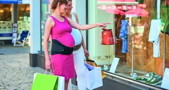 Testujte s námi těhotenský podpůrný pás Materna 2