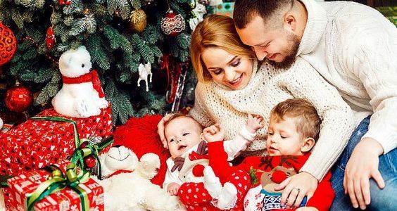 vánoční dárek pro miminko