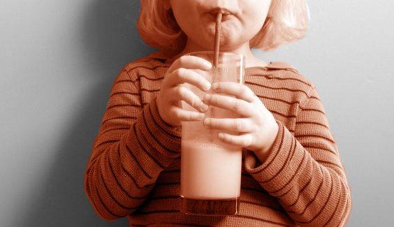 Dětský vaječný likér 2