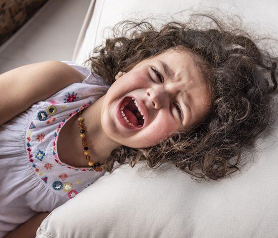Proč jsou batolata a děti předškolního věku agresivní? 5