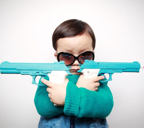Proč jsou batolata a děti předškolního věku agresivní? 2