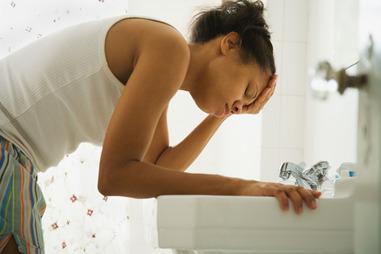 Těhotenská nevolnost, častý a obvyklý jev 5