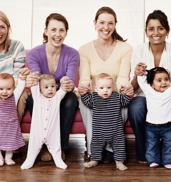 Správný čas pořídit si dítě