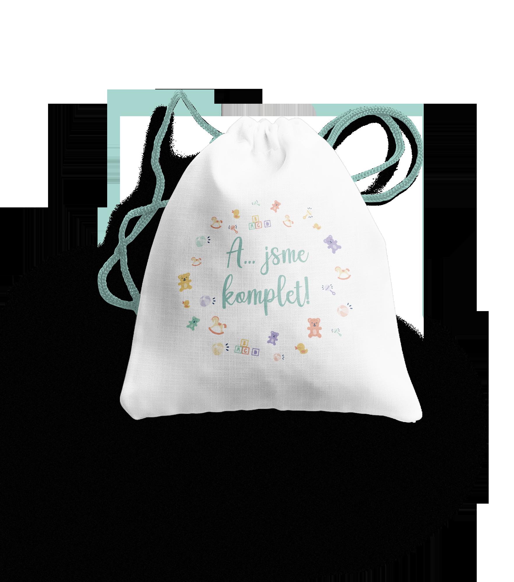 Dárkový balíček Happy Baby u pediatra