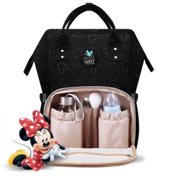 S přebalovacím batohem máte vše po ruce