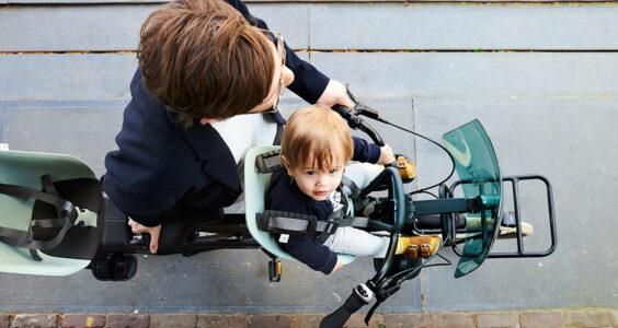 Dětské cyklosedačky Urban Iki 4