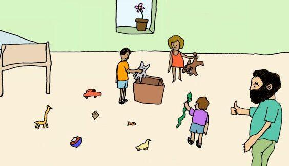 Jak pobavit vaše malé děti během karantény 3
